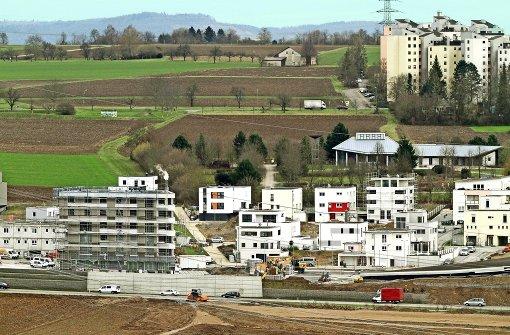 Ludwigsburg auf dem Weg zur Großstadt