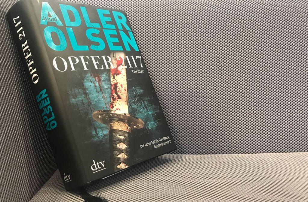 Jussi Adler-Olsen hat einen neuen Thriller vorgelegt. Foto: Lukas Jenkner