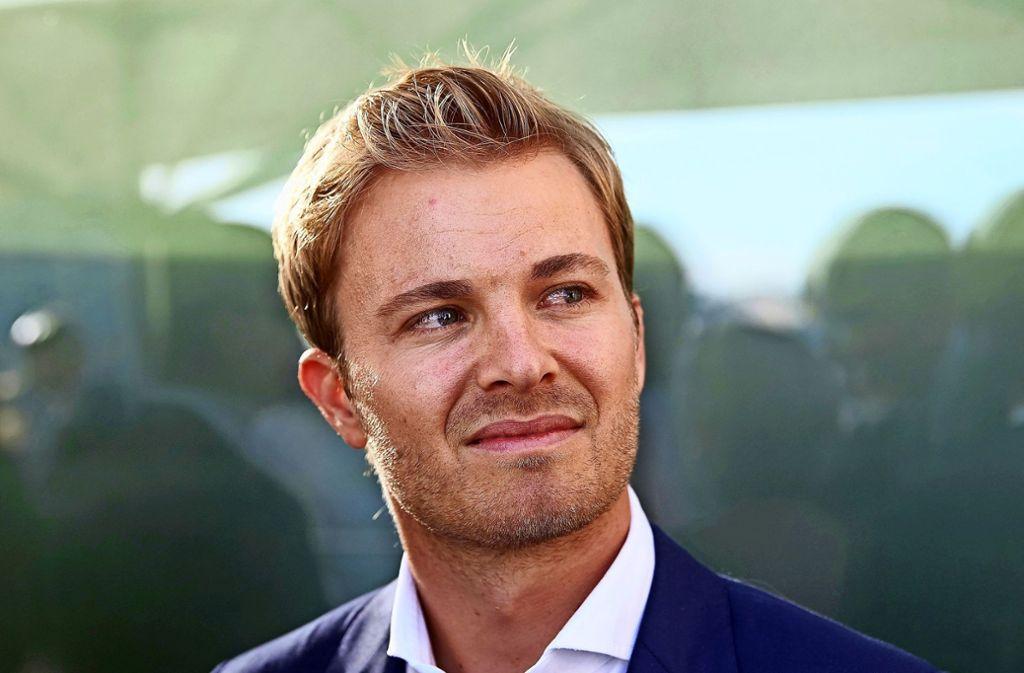 Muss zuschauen: Nico Rosberg. Foto: dpa