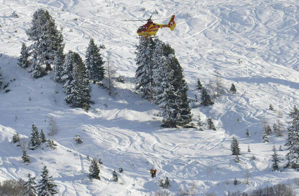 In Österreich ist es zu einem Lawinenunglück gekommen. Foto: Symbolfoto: dpa