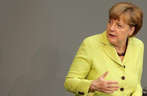 Merkel: Aufklärung erstes Gebot