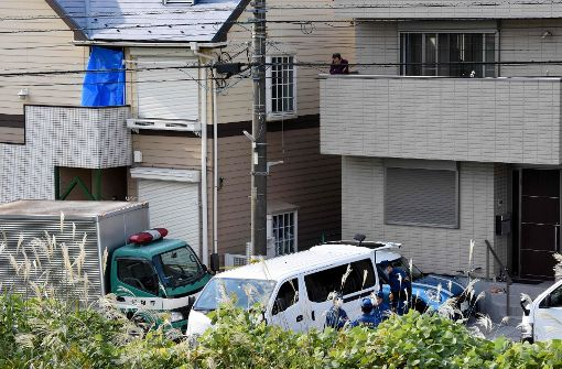 Mehrere Menschen in Wohnung zerstückelt und aufbewahrt