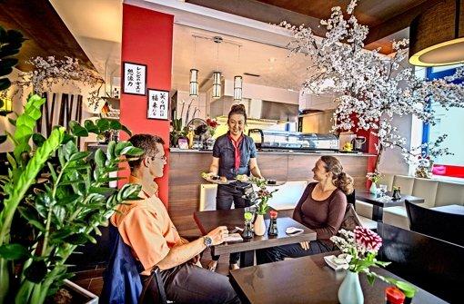 Vietnamesen, die Sushi und das Schwabenländle lieben