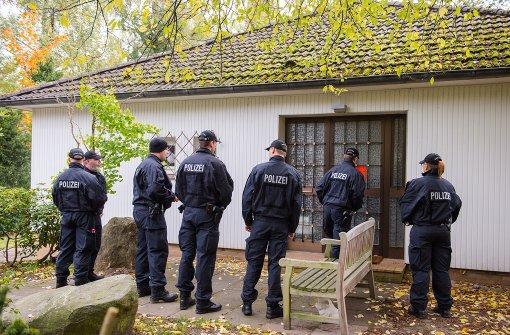 Polizei findet Frauenleiche