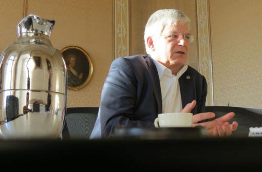 Rückendeckung für Rektor der Uni Hohenheim