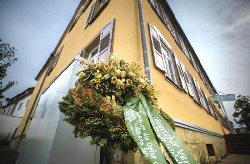 Welzheim gedenkt eines ermordeten Nazigegners