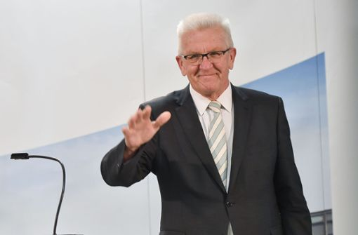 Kretschmanns Sieg und Last