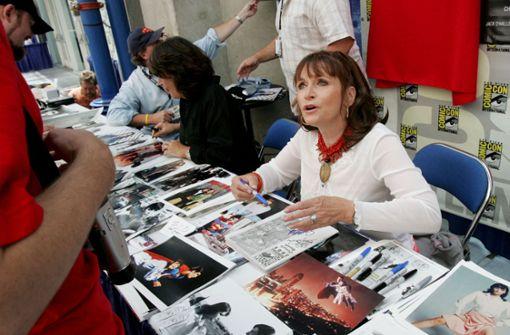 Sie war Supermans Freundin Lois Lane