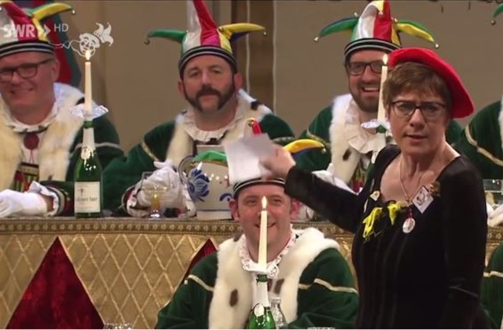 Die Karnevals-Sendung wurde vom SWR zur Primetime ausgestrahlt. Foto: SWR