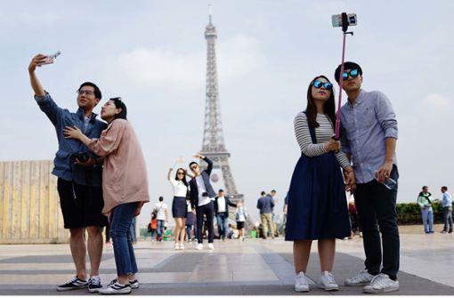 Die Welt wird zum  Selfie