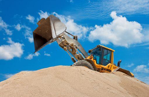 Wird auch in Baden-Württemberg der Sand knapp?