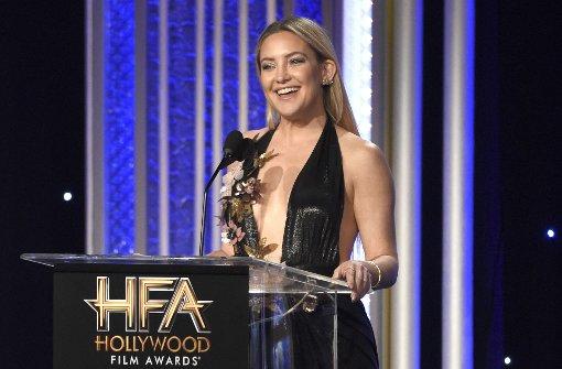 Bekannte Schauspieler räumen bei Hollywood-Film-Awards ab