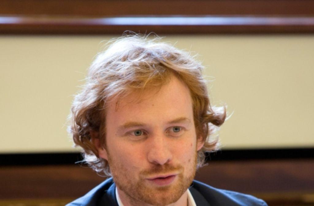 Fraktionschef Hannes Rockenbauch geht OB und Investor scharf an. Foto: dpa