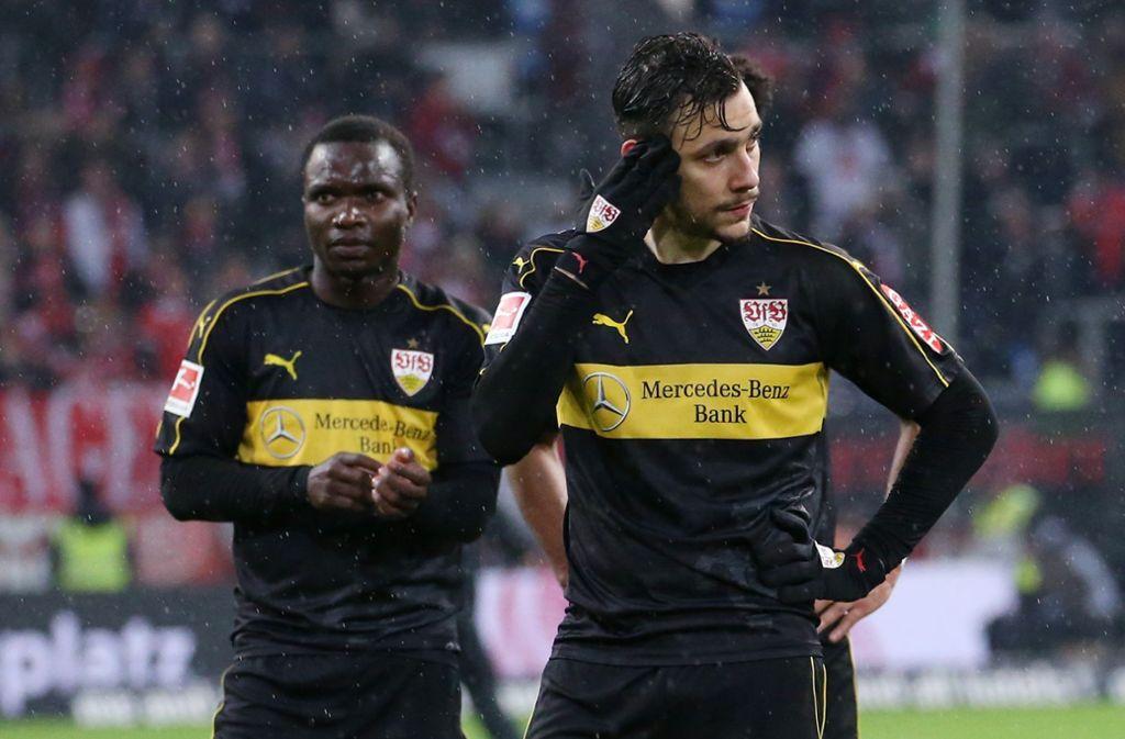 Die Niederlage in Düsseldorf war bereits die zehnte unter Trainer Markus Weinzierl. Foto: Pressefoto Baumann