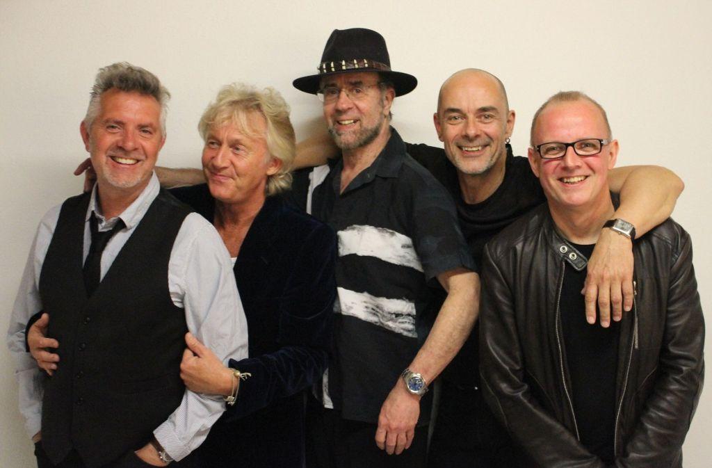 Manfred Mann's Earth Band tritt beim Jubiläum in Rutesheim auf. Das Konzert ist ausverkauft. Foto: nh