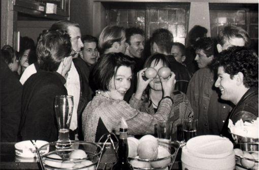 """Vor 30 Jahren hat  das  """"Tier""""  Stuttgarts Partyleben neu erfunden"""