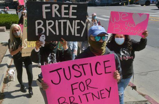 Freiheit für Britney?