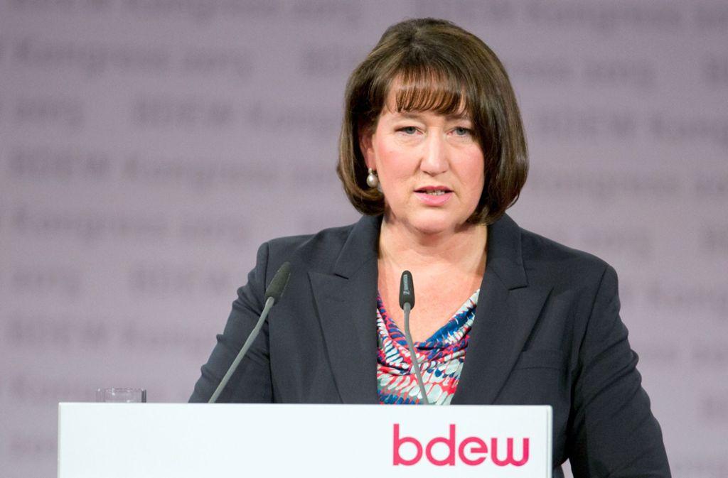 Die frühere CDU-Politikerin Hildegard Müller wird voraussichtlich die neue VDA-Chefin (Archivbild). Foto: dpa/Michael Kappeler