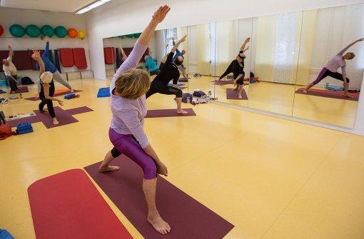 Neue Yogakurse starten