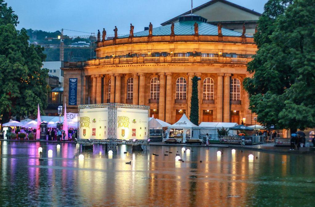 Anfang August steht das Stuttgarter Sommerfest an. Wo außerdem gefeiert wird, sehen Sie in unserer Bilderstrecke. Foto: 7aktuell.de/Friedrichs
