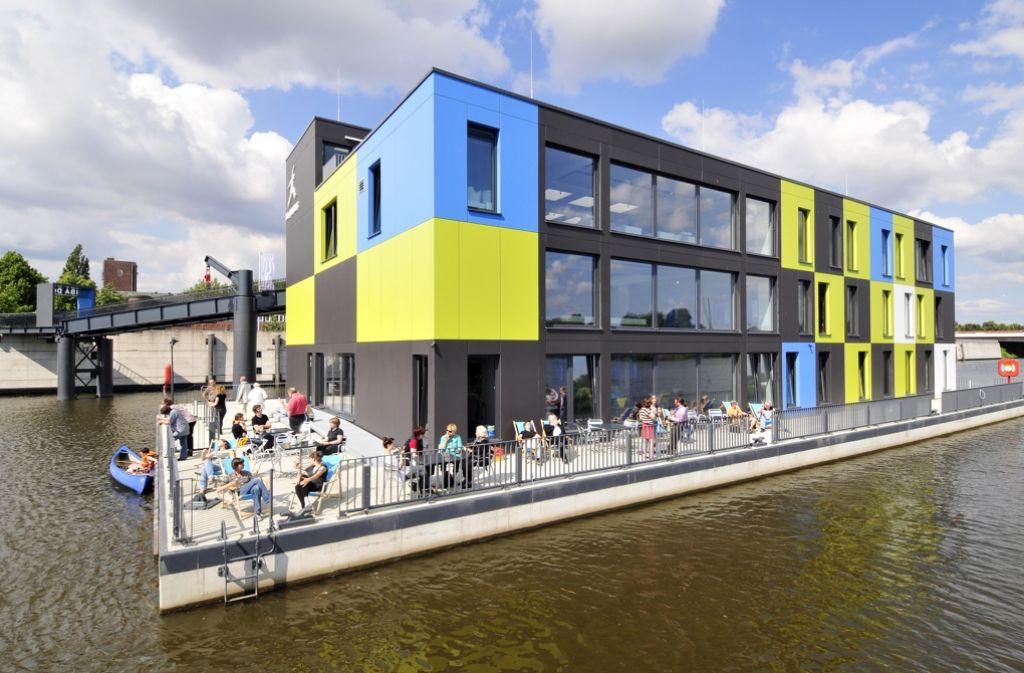 Die IBA in Hamburg könnte ein Vorbild für die Bauausstellung in Stuttgart und der Region sein. Foto: IBA Hamburg GmbH / Martin Kunze