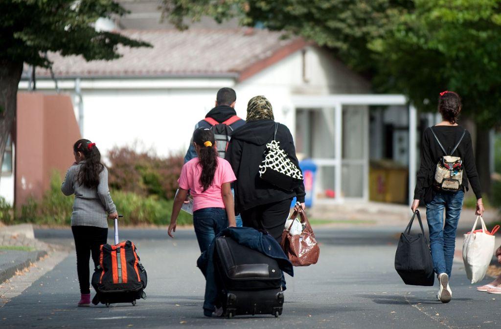 Die Zuwanderung in Baden-Württemberg nimmt ab. (Symbolfoto) Foto: dpa