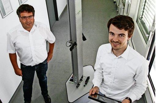 Der schlaue Roboter vom Engelberg