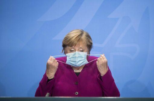 Mehr als 10.000 Tote – Appell von Kanzlerin Merkel