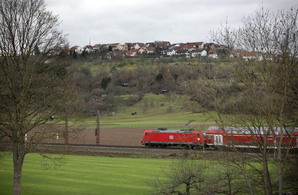 Wird unterhalb von Diegelsberg ein Gewerbepark entwickelt und falls ja, beteiligt sich Uhingen an dem Projekt? – Zumindest die zweite Frage wird am Sonntag beantwortet. Foto: /Horst Rudel/Archiv