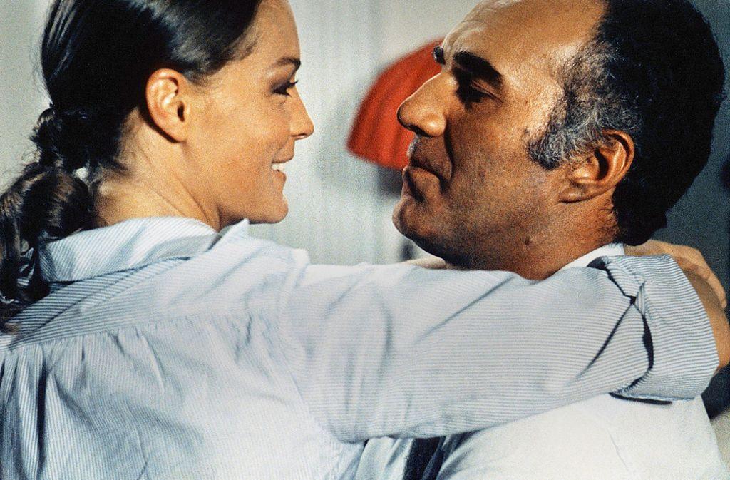 Ein Traumpaar des Films: Romy Schneider und Michel Piccoli Foto: Studiocanal/Claude Mathieu