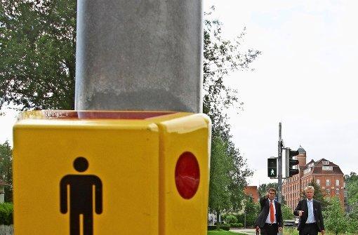 Ein leuchtendes Signal für die Stadtkasse