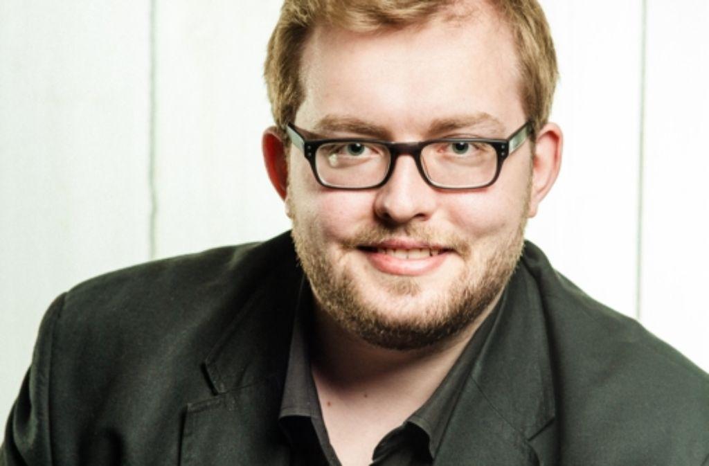 Auch Alex Maier rechnet sich noch Chancen auf die Grünen-Kandidatur im Wahlkreis Göppingen aus. Foto: privat