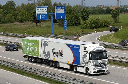 25-Meter-Laster stoßen auf breite Ablehnung
