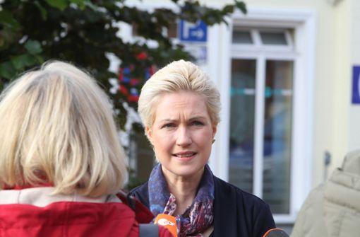 """Manuela Schwesig: """"Die EU hat nicht auf alle Impfstoffkandidaten gesetzt"""""""