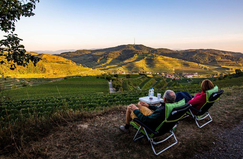 Immer mehr Menschen entscheiden sich für Deutschland als Urlaubsland. Foto: dpa/Philipp von Ditfurth
