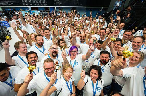 Teamviewer wächst nach Börsengang kräftig