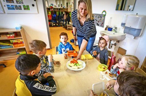 Wenn Kinder kein Nutella-Brot mehr wollen