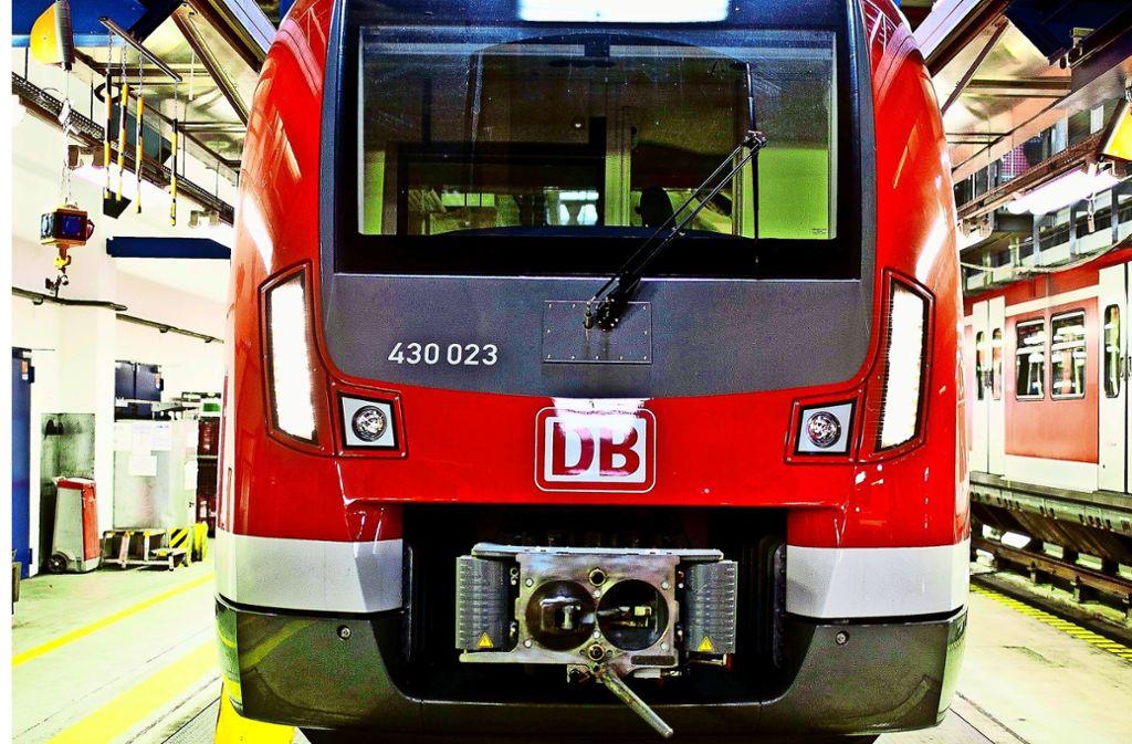 56 neue S-Bahnen aus der Serie ET 430 sollen gekauft werden. Foto: Leif Piechowski
