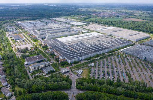Kurzarbeit im Mercedes-Werk Rastatt angekündigt