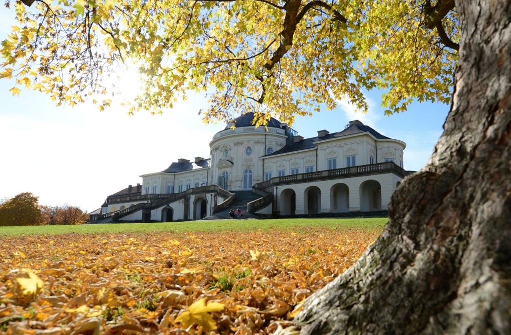 Schloss Solitude und weitere Monumente im Südwesten können am Wochenende kostenlos besichtigt werden. Foto: dpa