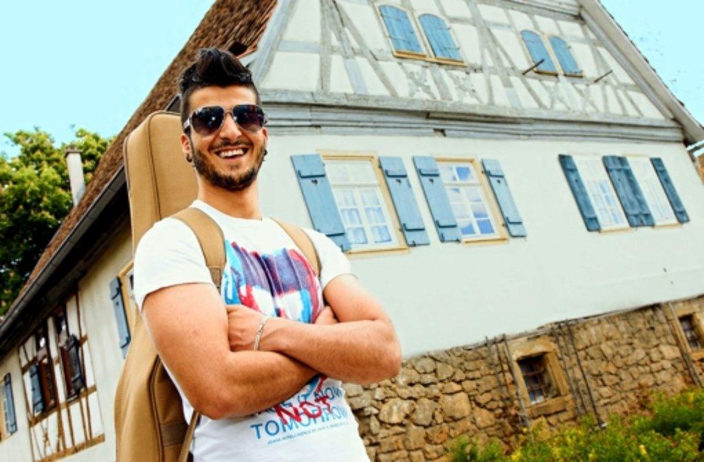 Cem Özdemir tritt heute im Finale der Popstars-Show an. Foto: Pro Sieben