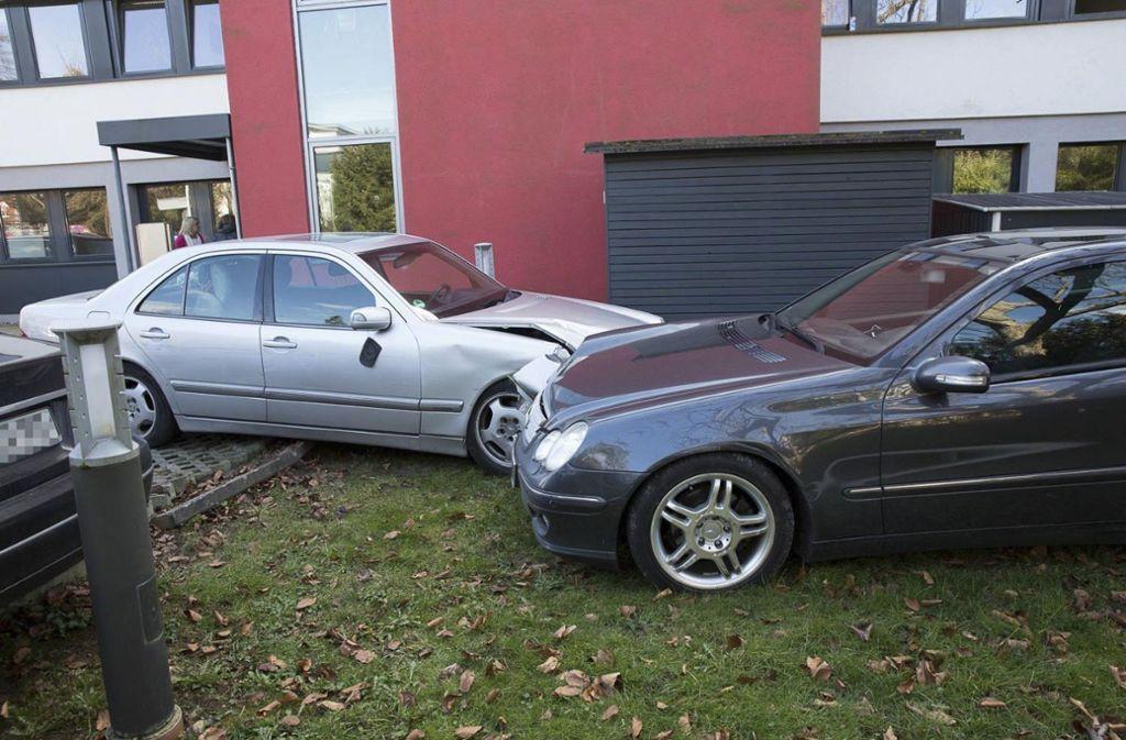 Die Polizei hat einer Seniorin nach einem Unfall in Kirchheim den Führerschein abgenommen. Foto: 7aktuell.de/ clm