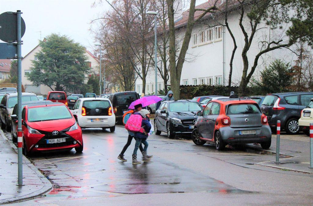 Die deutsch-farnzösische Grundschule in Sillenbuch hat eine Sonderstellung in Stuttgart. Foto: Holowiecki