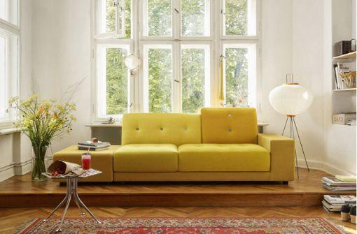 Reif für die Couch