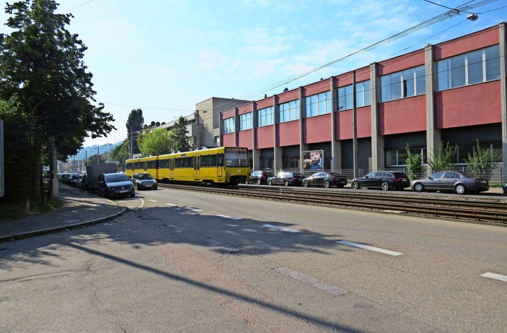 Die Hauptradroute 2 soll entlang der Hedelfinger Straße verlaufen. Foto: Caroline Friedmann
