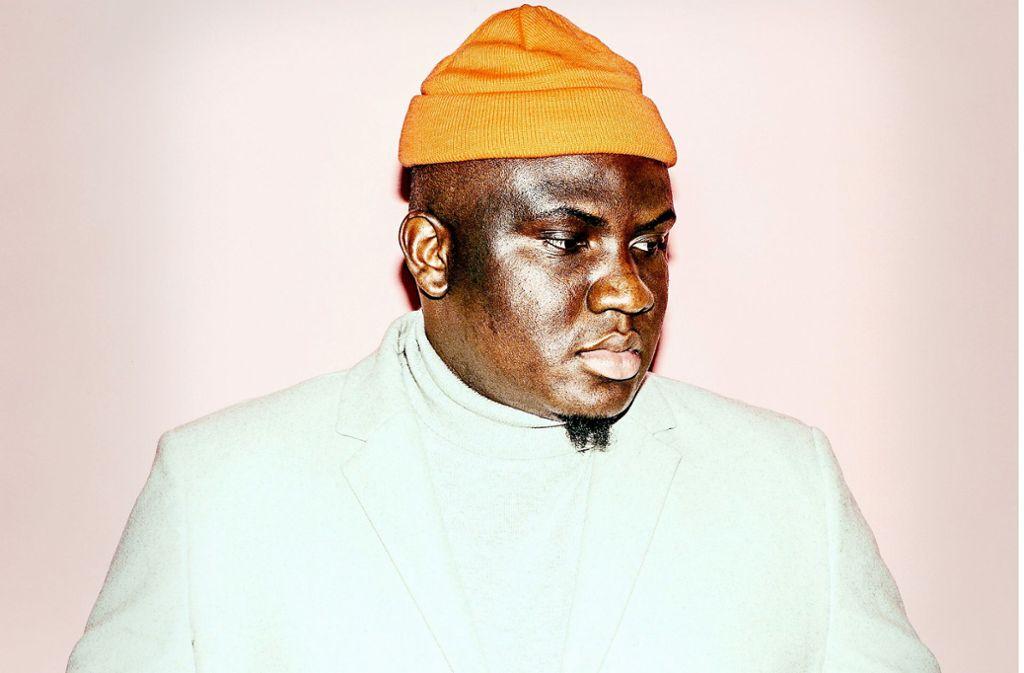 """Kwadi veröffentlicht Musik unter seinem Label Urban Uniforms. Dort erschien auch seine EP """"In the Woods"""".Foto:Maximilian Kamps Foto:"""