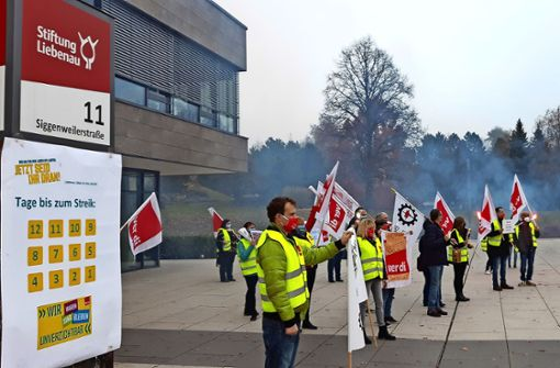 Gewerkschaft stellt  Stiftung ein Ultimatum