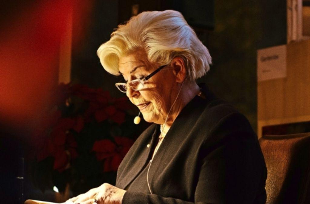 Heide Meyer, Dessous-Expertin Foto: Lg/ Ecker
