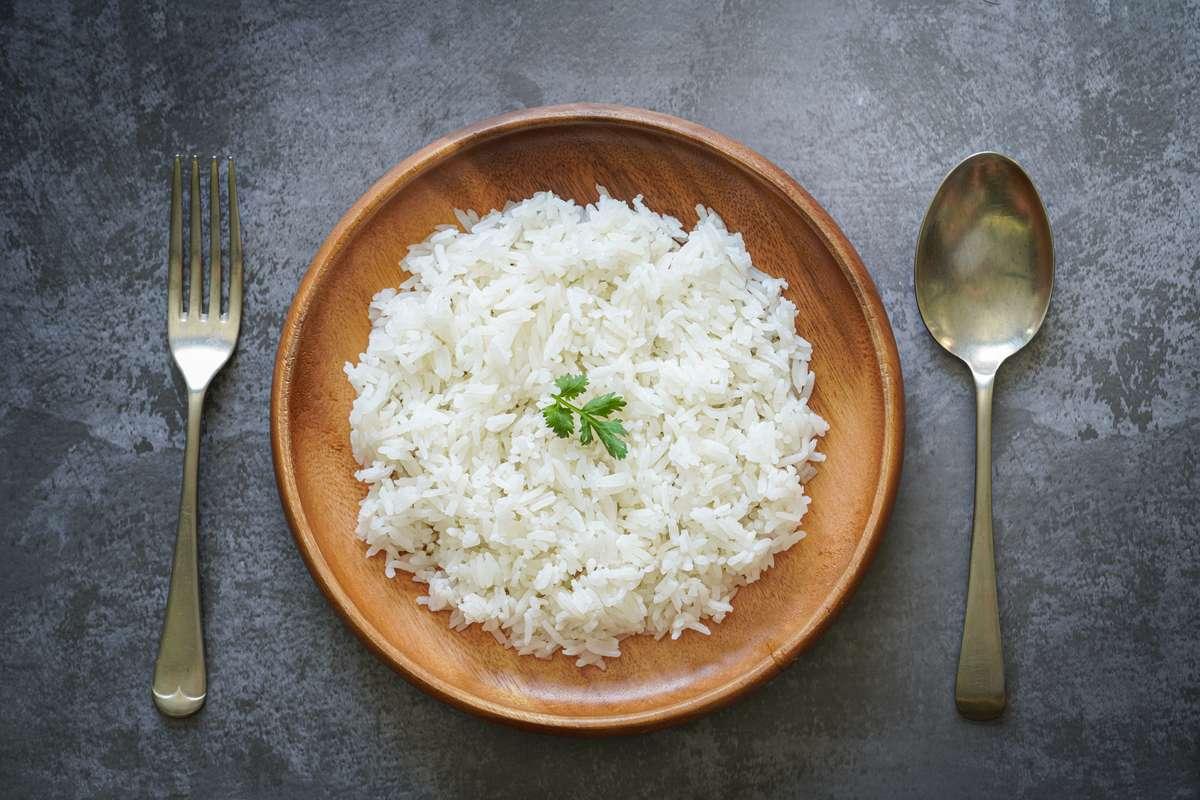 Die richtige Menge: Wie viel Reis pro Person? Foto: PAPA WOR/Shutterstock