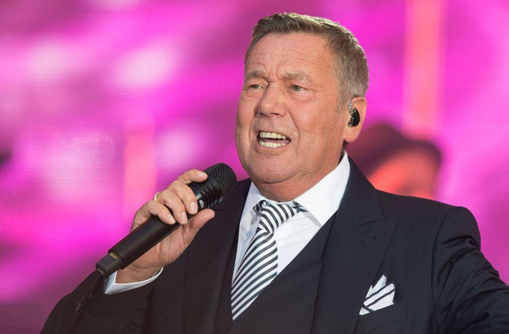 Roland Kaiser: Seine Stimme ist klangvoll wie eh und je. Foto: ZB